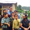 Kunal Kapoor : Kunal Kapoor Visits Nepal for a Social Cause