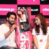 Shahid Kapoor interacts with the audience at the Close Up First Move Party
