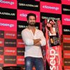 Shahid Kapoor poses for the media at the Close Up First Move Party