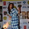 Athiya Shetty Lifts Some Dumbbells During the Promotions of Hero at Gold's Gym