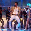 Akshay Kumar doing a stage perfomance