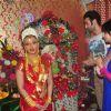 Rakhi Sawant's Ganpati Celebration