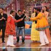 Abbas- Mustan play dandiya on Comedy Nights With Kapil