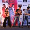 Zoa Morani and Kunal Khemu Promotes Bhaag Johnny in Korum Mall