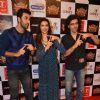 Ranbir - Deepika and Imtiaz Ali Pays Tribute to Gulshan Kumar