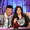 Anu Malik and Farah Khan