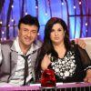 Anu Malik and Farah Khan
