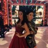 Scarlett Wilson Reunites with Jhalak Dikhla Jaa 8 Contestants! - Scarlet and Lauren Gottlieb