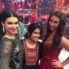 Scarlett Wilson Reunites with Jhalak Dikhla Jaa 8 Contestants! - Scarlet and Lauren