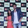 Karan Kundra and Ekta Kapoor at Launch of New Show 'Yeh Kahan Aa Gaye Hum'