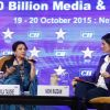 Sharmila Tagore Interacts at CII Big Picture Summit