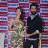 Alia Bhatt and Shahid Kapoor Launches Filmfare Magazine Cover