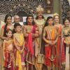 Cast of 'Chakravartin Ahsoka Samrat' at Celebration of 200 Episodes