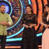 Zarine Khan and Daisy Shah on Bigg Boss 9 Nau for Promotions of Hate Story 3