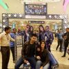 Varun and Kriti at Promotions of Dilwale at 'Mumbai Duty Free T2'