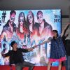 Vaun Dhawan and Kriti Sanon at Promotions of 'Dilwale' at Mithibai College