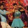 Arjun Bijlani and Mouni Roy at Mirchi Top 20 Show