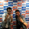 Tusshar Kapoor : Tusshar Kapoor and Aftab Shivdasani goes Live on Radio City for Promotions of Kyaa Kool Hain Hum 3