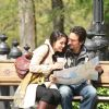 Kareena Kapoor : Lovable scene of Saif and Kareena