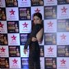 Bhumi Pednekar poses for the media at the 22nd Annual Star Screen Awards