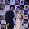Pulkit Samrat and Yami Gautam at the 22nd Annual Star Screen Awards