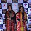 Shabana Azmi and Tanvi Azmi at the 22nd Annual Star Screen Awards