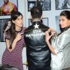 Kriti Sanon and Athiya Shetty at Star Photograper Dabboo Ratnani's Calendar Launch