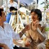 Darshan Kumar and Omung Kumar on the Sets of Sarabjit