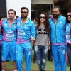 Ayushmann, Sohail, Suniel, Preity, Bobby and Daisy Snapped Supporting 'Mumbai Heroes' at CCL Match