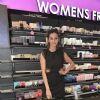Shibani Dandekar at Sephora Store Launch