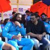 Sunny Deol and Bobby Deol Snapped at CCL Match