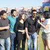 Sunny Deol and Ghayal Once Again Kids Snapped at CCL Match