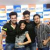 Manish Paul : Sikander Kher, Pradhuman Singh and Manish Paul Promotes Tere Bin Laden 2 on Radio City 91.1 FM
