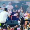 Tanishaa Mukerji : Tanishaa Mukerji & Kajol supports Breast Cancer Awareness at Our Marathon by NGO Prashanti
