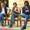 Rajkumar Hirani : Promotions of Saala Khadoos with Ritika Singh and R Madhavan