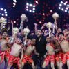 Interesting Pictures from the 61st Filmfare Awards Performances