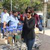 Dusky Beauty Chitrangda Singh Snapped at Airport