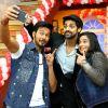 Rajneesh Duggal and Swati Sharma Takes Selfie with Karan Wahi: Promotes 'Direct Ishq'