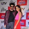 Katrina Kaif and Aditya Roy Kapur at Press Meet of 'Fitoor' at Reliance Digital