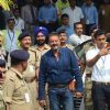 Sanjay Dutt Visits Siddhivinayk Temple post his release from Yerwada Jail