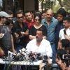 Sanjay Dutt : Sanjay Dutt and Manyata Dutt Post Sanjay's Release of Yerwada Jail