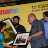Anurag Kashyap and Shyam Benegal at Opening Ceremony of Osian's Cinefan Festival