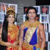 Gautam Rode : Gautam Rode and Farnaz Shetty at Suryaputra Karn