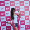 Yuvika Choudhary with &TV Celebrating Holi