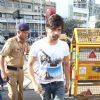 Himesh Reshammiya offers prayers at Siddhivinayak Temple
