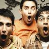 Still image of Sharman Joshi, Aamir Khan and R Madhavan | 3 Idiots Photo Gallery