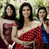 Kajol Devgn : Kajol looking marvellous in red sari