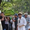 Funeral of Firoz Nadiadwala's Mother Munira Nadiadwala