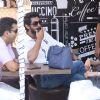 Kajal Aggarwal and Rana Daggubatti at Stylecracker Borough Event