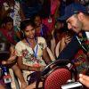 Varun Dhavan at Dr Samir Mansuri's NGO 'BLIND DREAMS'